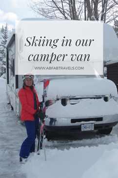 Pin image for RV Skiing post