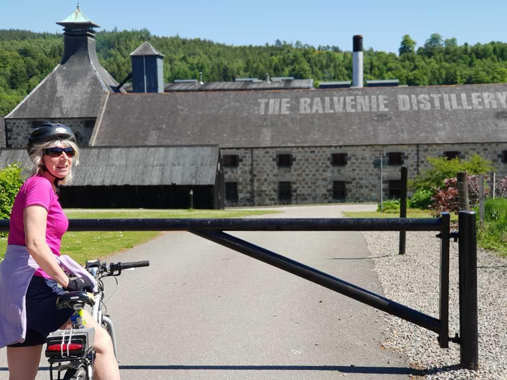 Balvenie, Scottish whisky distillery