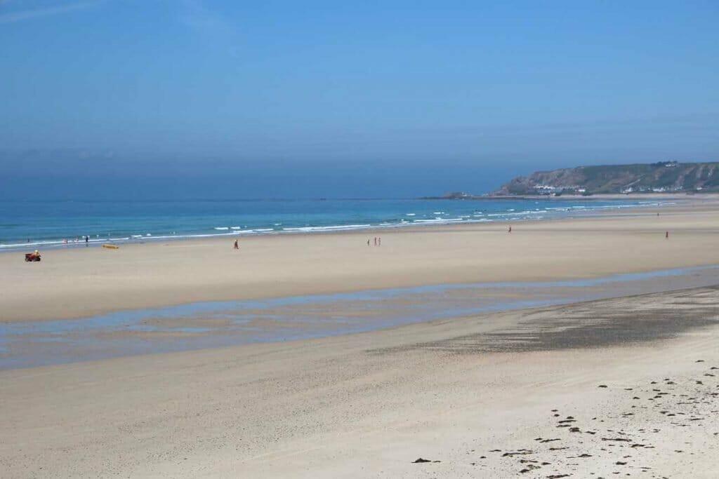 Fabulous stretch of sandy beach