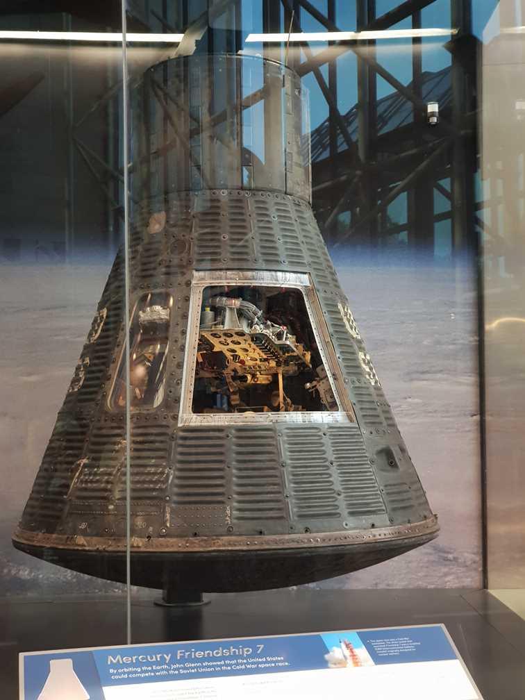The Mercury Capsule