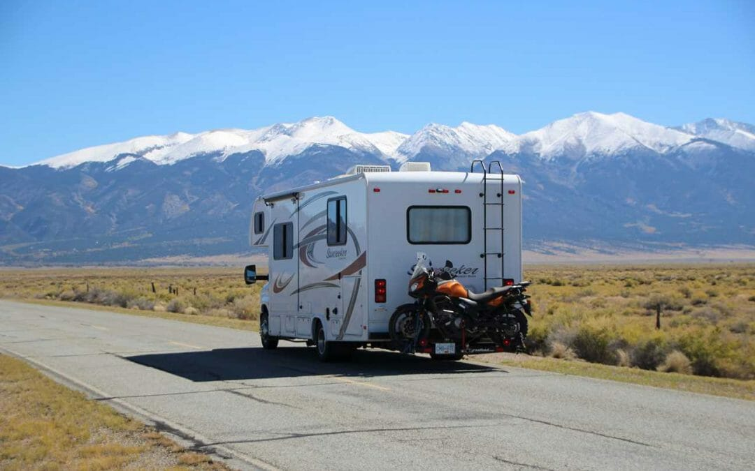 Carry on Campervan: driving in North America