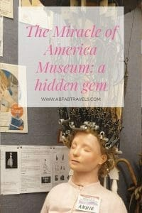 pin for Miracle of America Museum