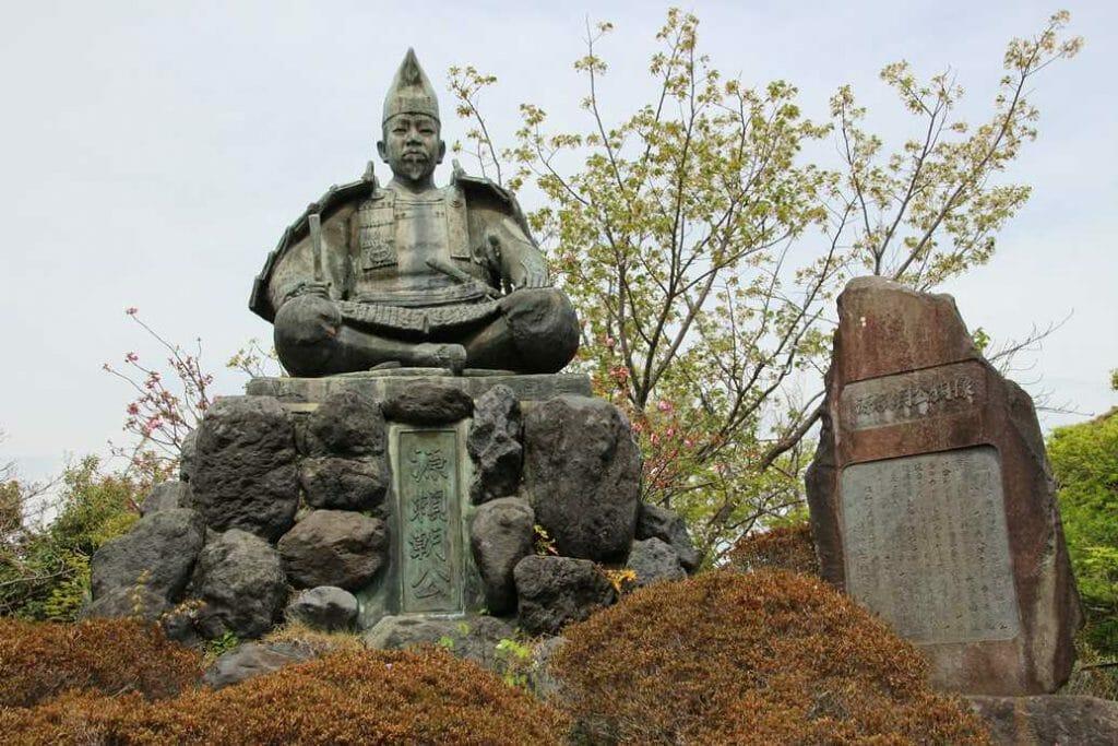 Shrine near Kamakura