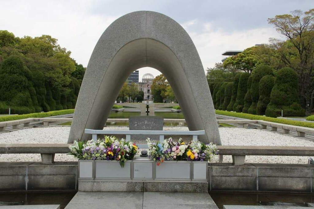 The Peace Arch, Hiroshima