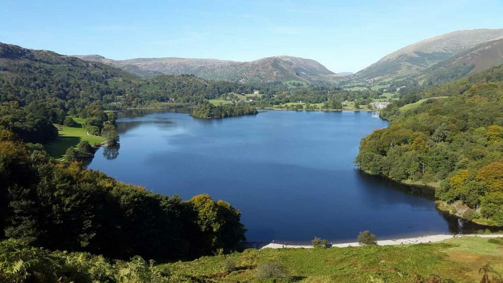 View over Grasmere