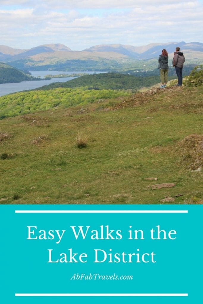 Pin for Easy Walks in the Lake District