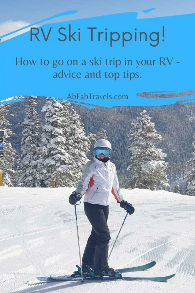 RV Ski Trip