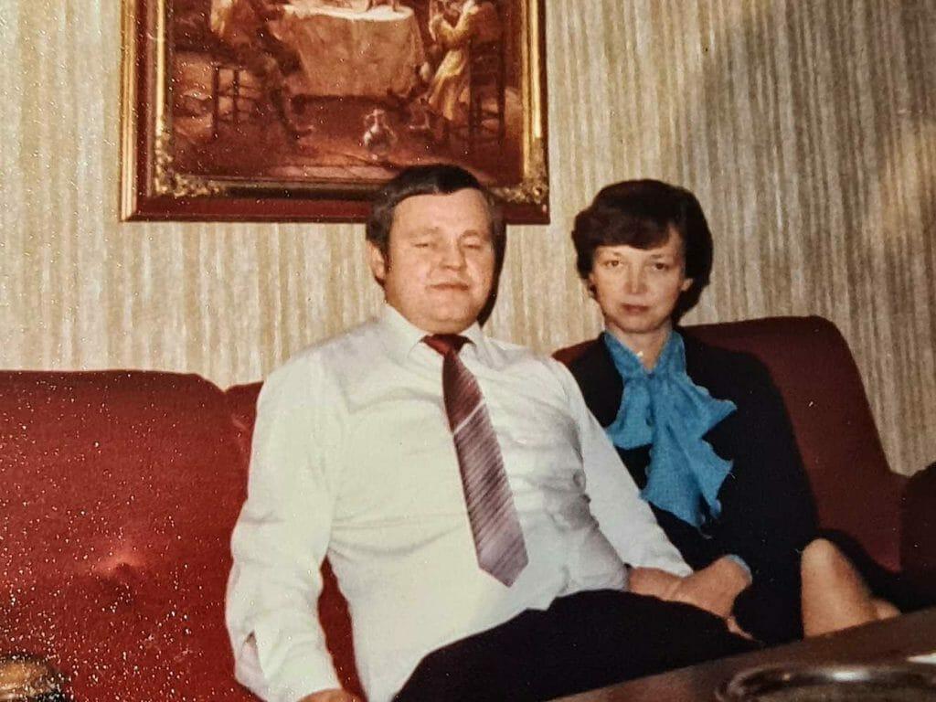 Frau and Herr Rodehuser