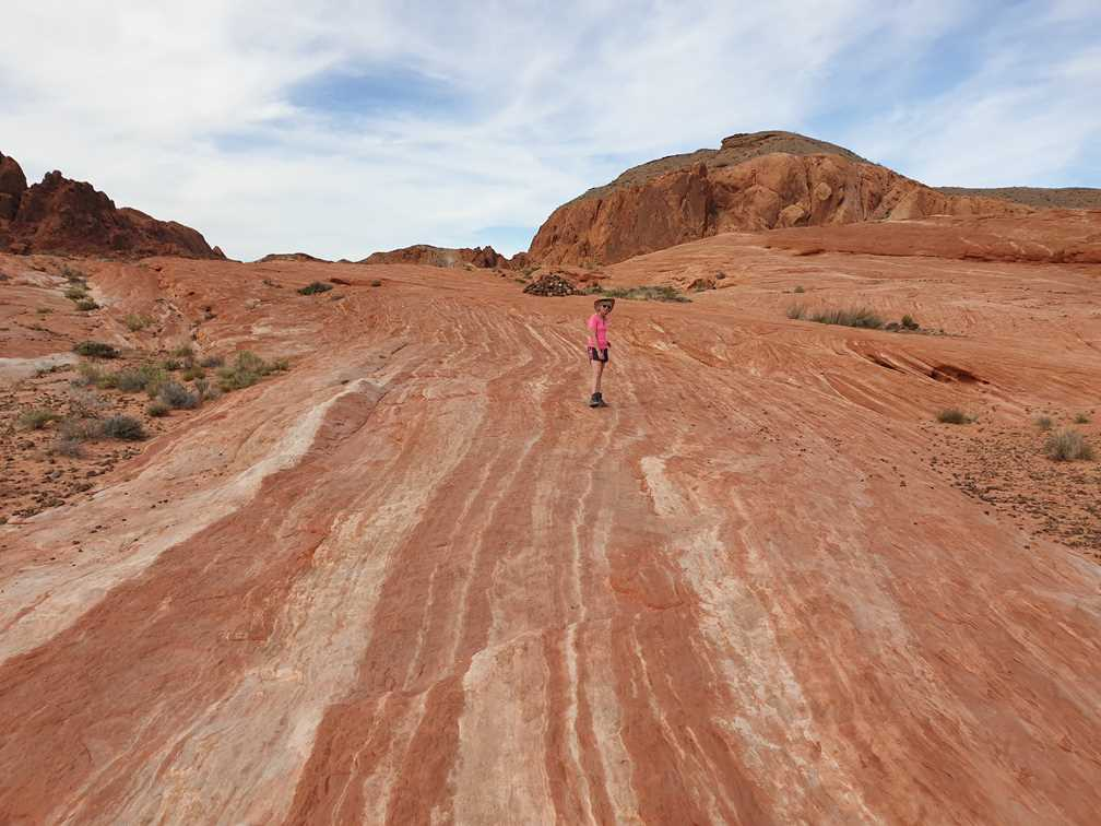 The Fire Wave in Valley of Fire