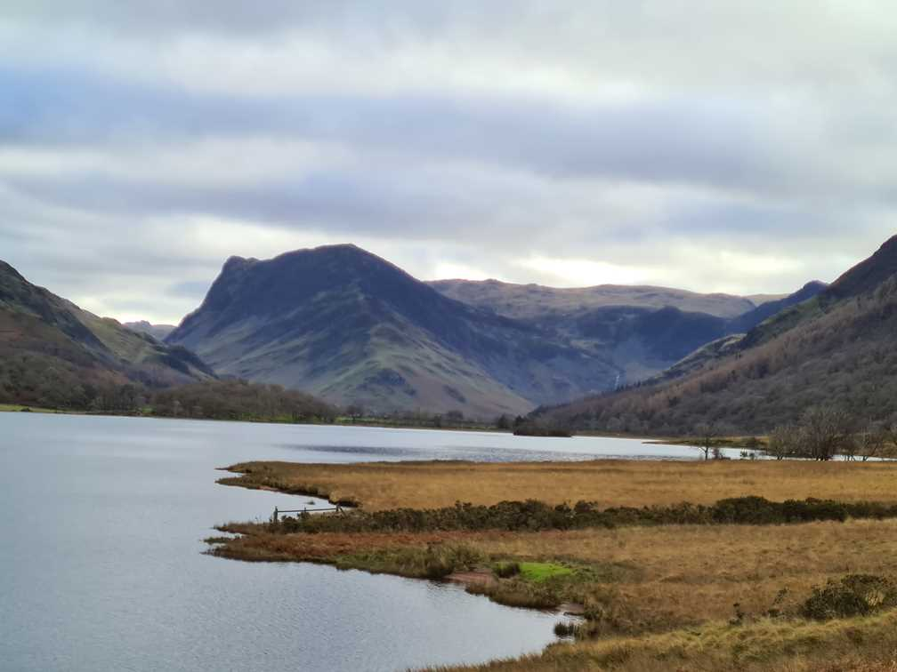 View towards Rannerdale