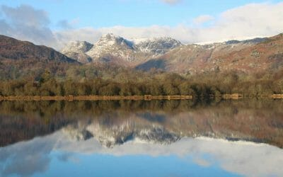 A Lake District Walk: Skelwith, Elter Water, Little Langdale